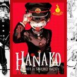 Hanako Duch ze Szkolnej Toalety #1 - recenzja mangi