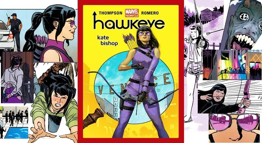 Hawkeye Kate Bishop - recenzja komiksu
