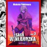 Saga Winlandzka #3 - recenzja mangi