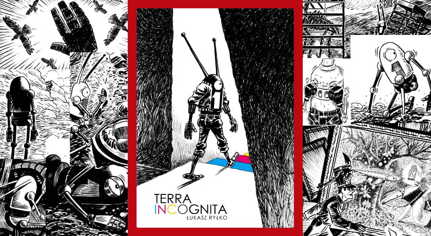 Terra Incognita - recenzja komiksu