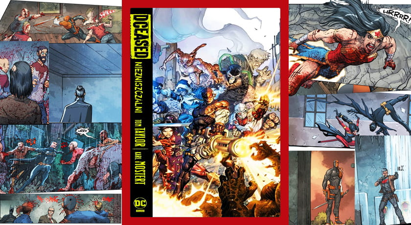 DCEased Niezniszczalni - recenzja komiksu