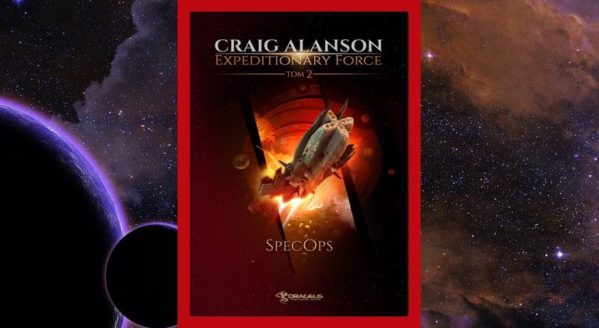 Expeditionary Force #2 SpecOps - recenzja książki