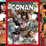 Miecz barbarzyńcy Conan hazardzista tom 2 - recenzja komiksu
