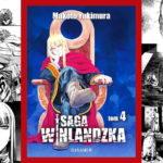 Saga Winlandzka #4 - recenzja mangi