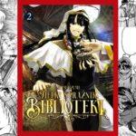 Wielki Strażnik Biblioteki #2 - recenzja mangi