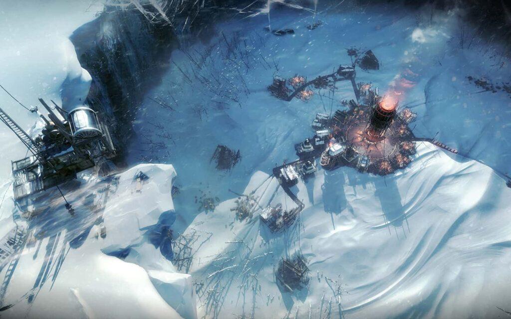 Frostpunk - grafika 2