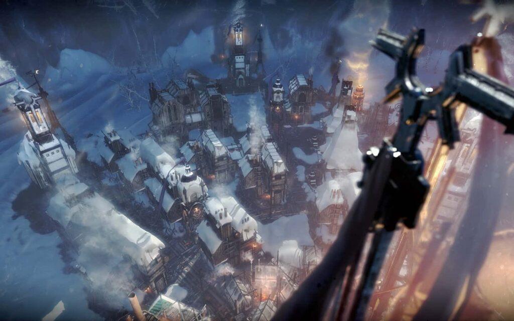 Frostpunk - grafika 3