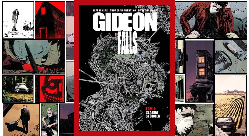 Gideon Falls #1 - recenzja komiksu