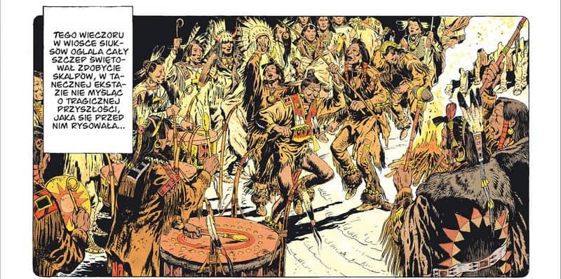 Cartland #1 Wydanie Zbiorcze - rysunek 3