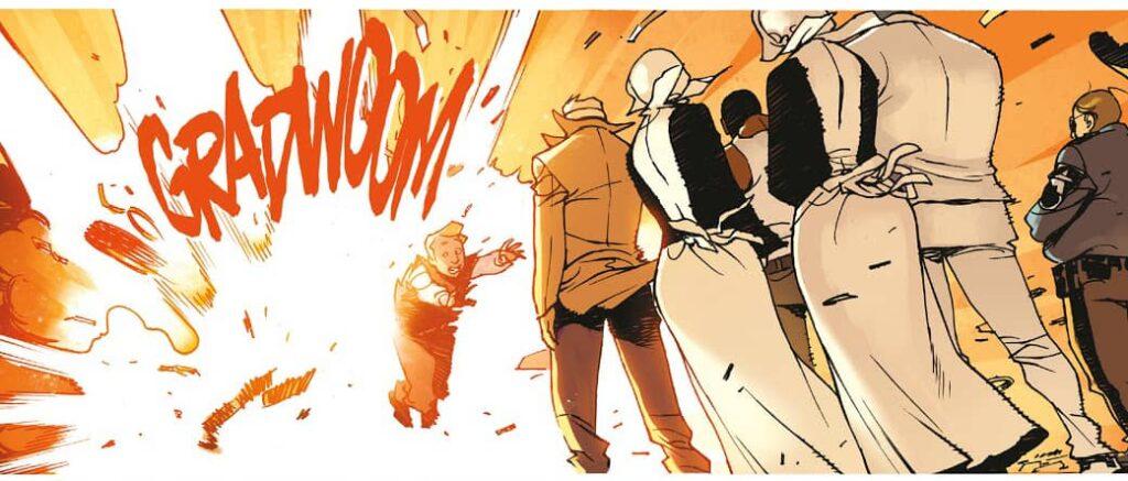 Death or Glory #2 - rysunek 1