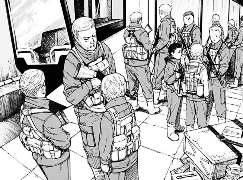 Fire Punch #2 - rysunek 3