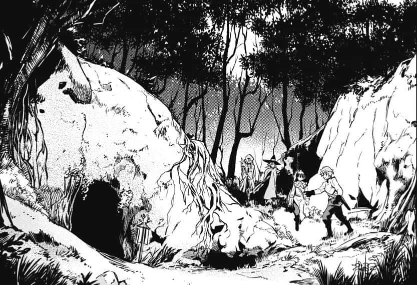 Goblin Slayer #1 - rysunek 3