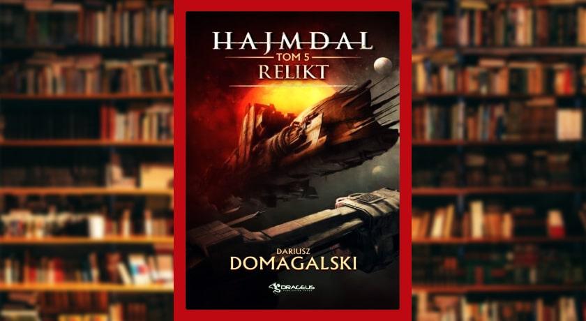 Hajmdal #5 - recenzja książki