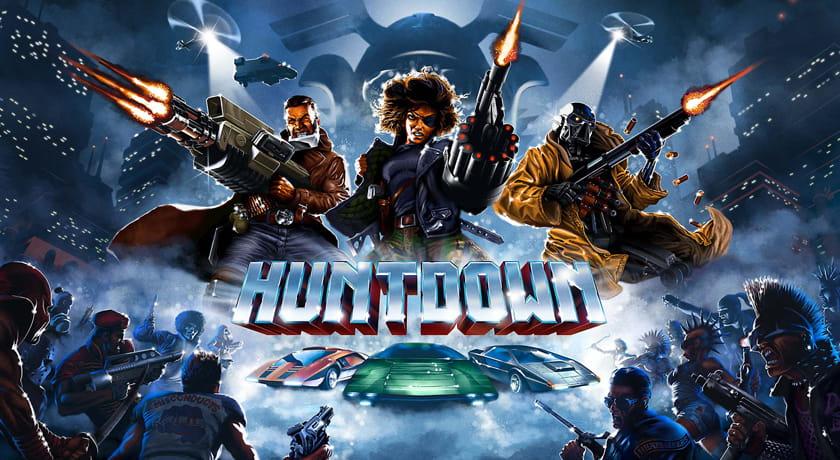 Huntdown - recenzja gry