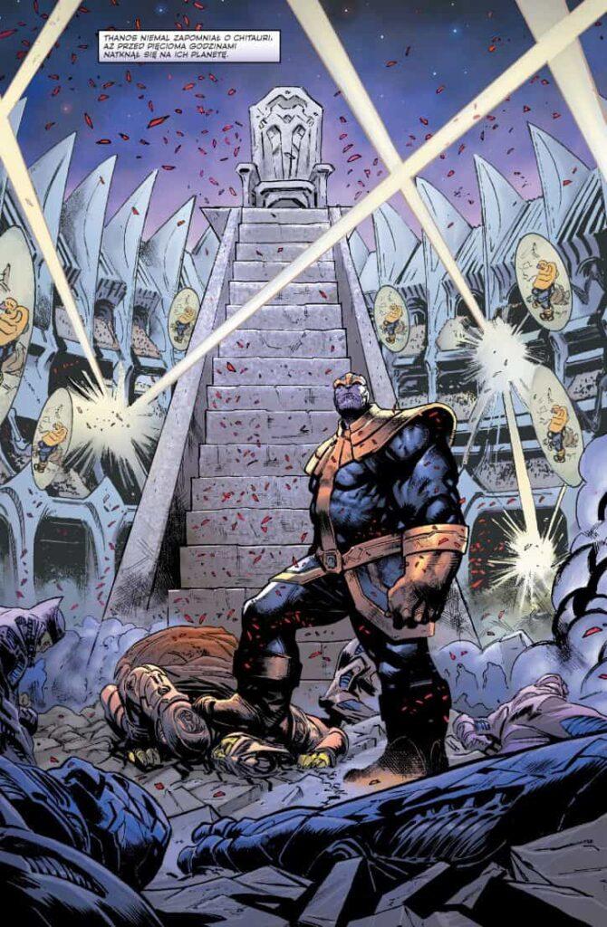 Thanos Tom 2  - Plansza 1