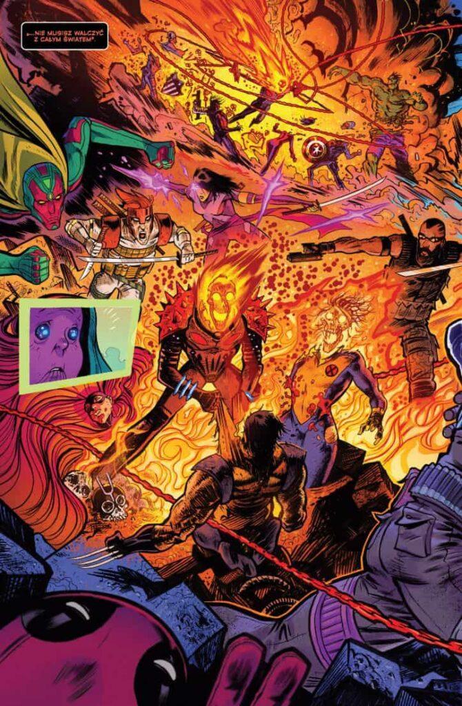 Thanos Tom 2  - Plansza 2