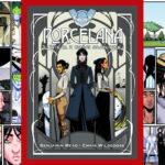 Porcelana #3 Wieża z kości słoniowej - recenzja komiksu