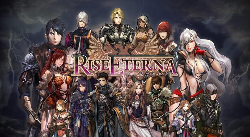 Rise Eterna - recenzja gry