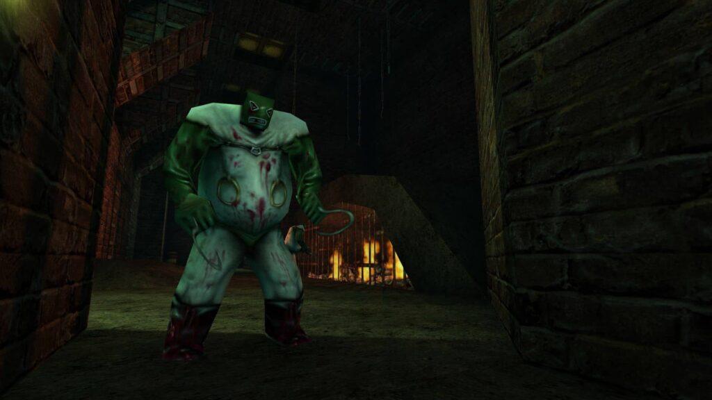 Shadow Man Remastered Grafika 2
