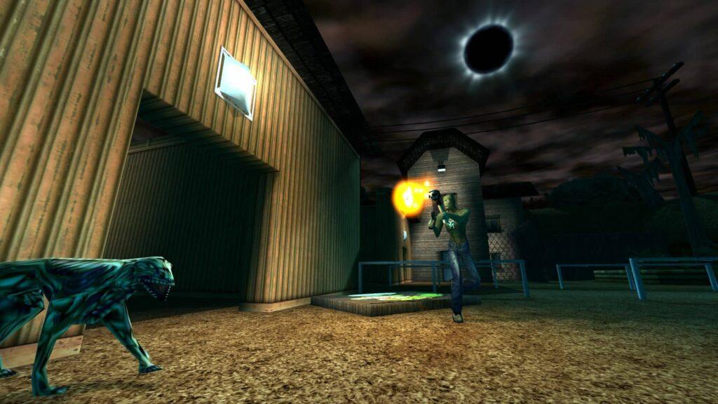 Shadow Man Remastered Grafika 3