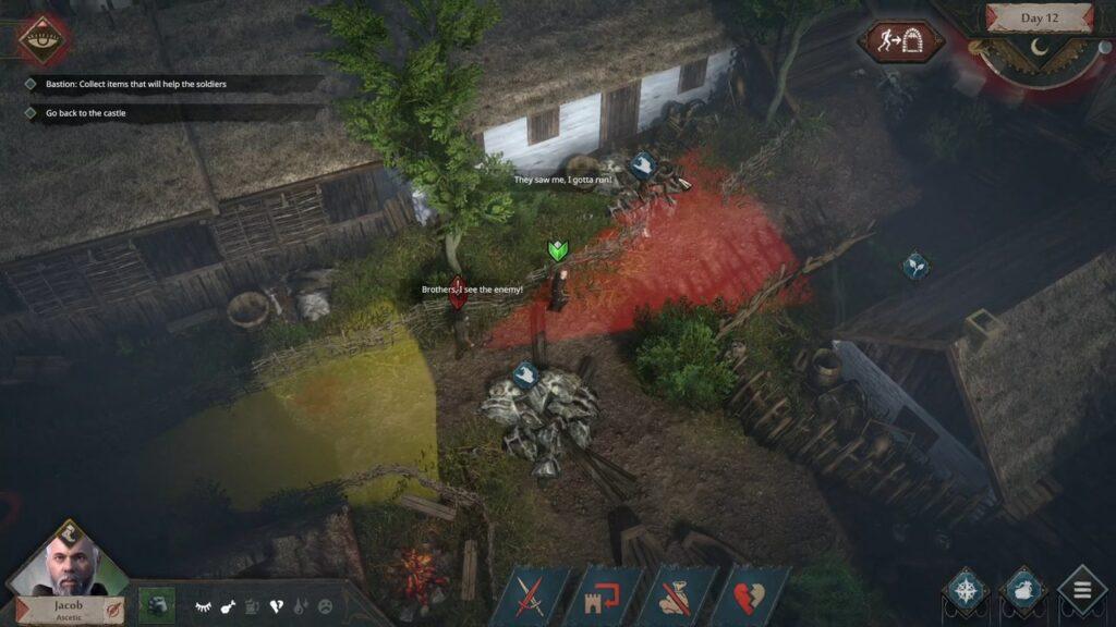 Siege Survival Gloria Victis grafika 2