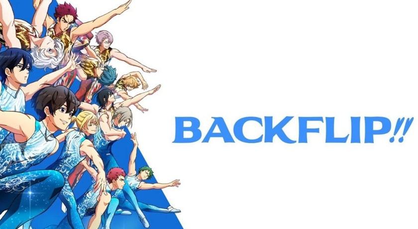 Backflip!! - recenzja anime