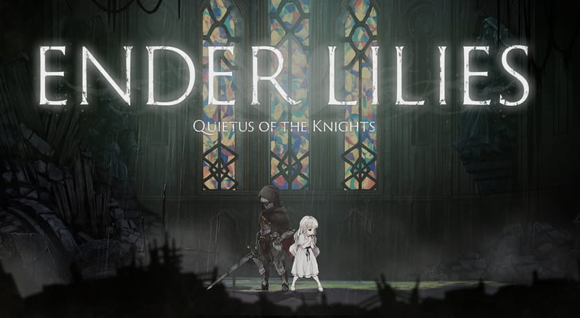 Ender Lilies Quietus of the Knights - recenzja gry