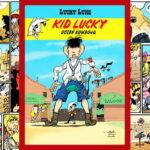 Kid Lucky #1 Uczeń kowboja - recenzja komiksu
