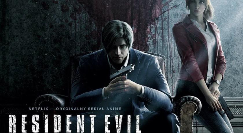 Resident Evil Wieczny Mrok - recenzja serialu