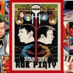Star Trek Rok piąty Tom 1 - recenzja komiksu