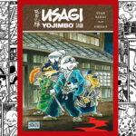 Usagi Yojimbo Saga Księga 8 - recenzja komiksu