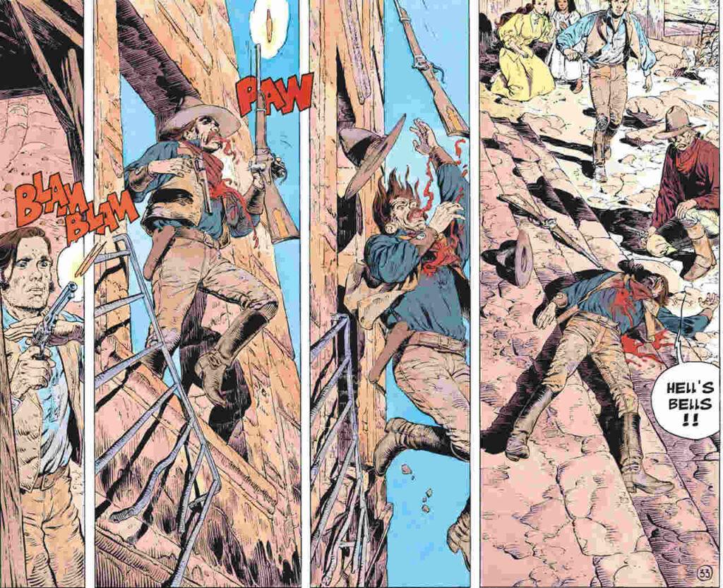 Cartland Tom 2 - rysunek 3