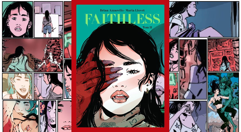 Faithless #2 - recenzja komiksu