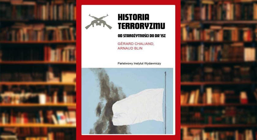 Historia terroryzmu - recenzja książki