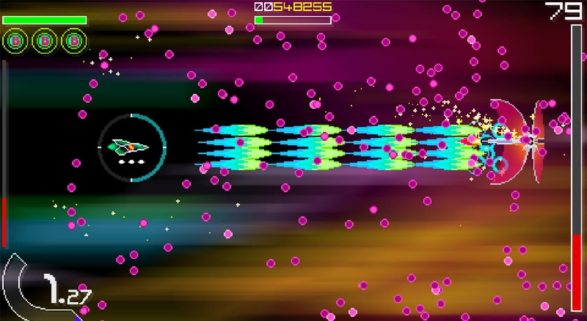Star Hunter DX - grafika 2