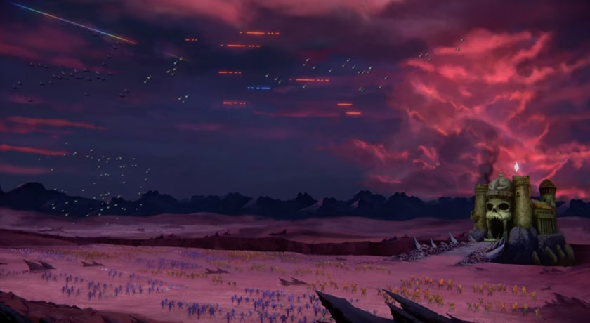 Władcy wszechświata Objawienie #1 - grafika 3