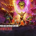 Władcy wszechświata Objawienie #1 - recenzja serialu