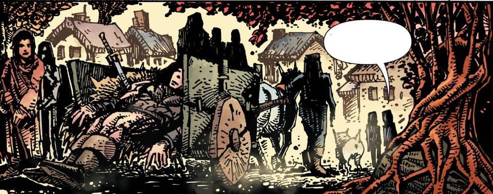 Conan Barbarzyńca Exodus i inne opowieści - rysunek 3