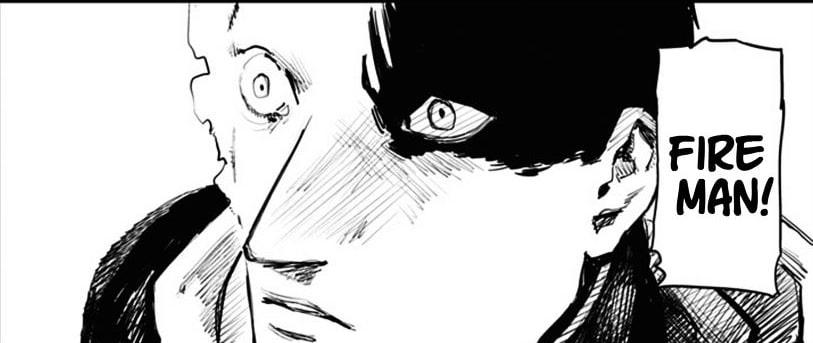 Fire Punch #3 - rysunek 1