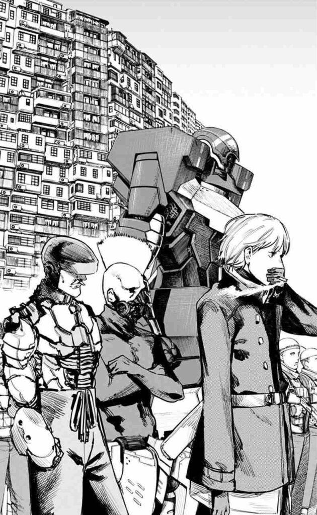 Fire Punch #3 - rysunek 2