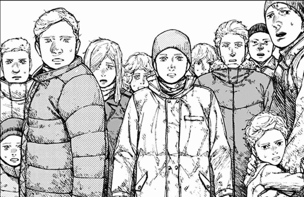 Fire Punch #3 - rysunek 3