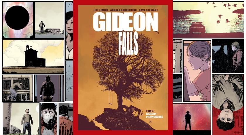 Gideon Falls #2 Grzechy pierworodne - recenzja komiksu