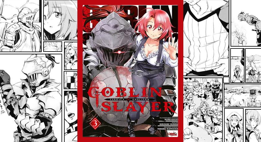 Goblin Slayer #3 - recenzja mangi