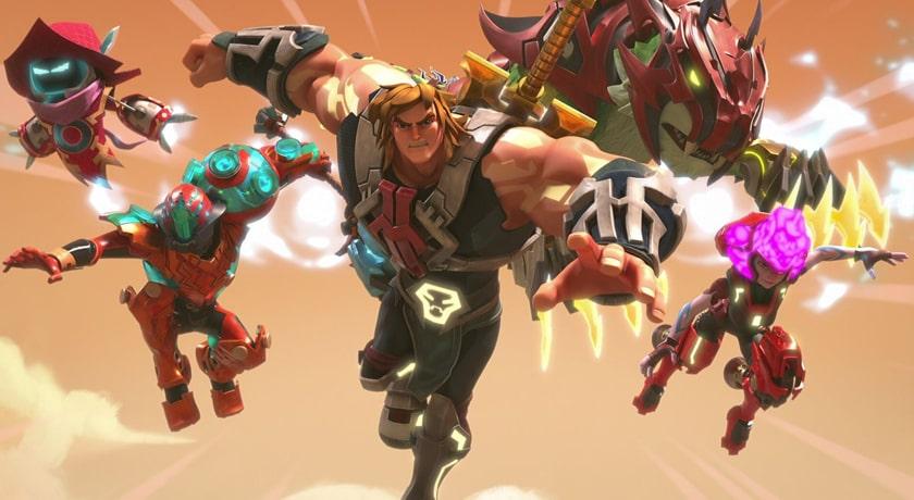 He-Man i Władcy Wszechświata #1 recenzja