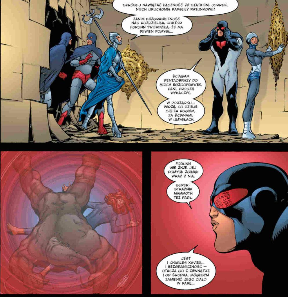 New X-Men #2 Piekło na Ziemi - grafika 1