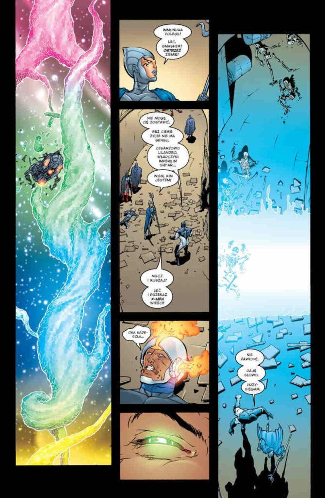 New X-Men #2 Piekło na Ziemi - grafika 2