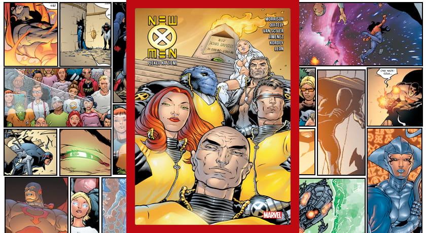 New X-Men #2 Piekło na Ziemi - recenzja komiksu