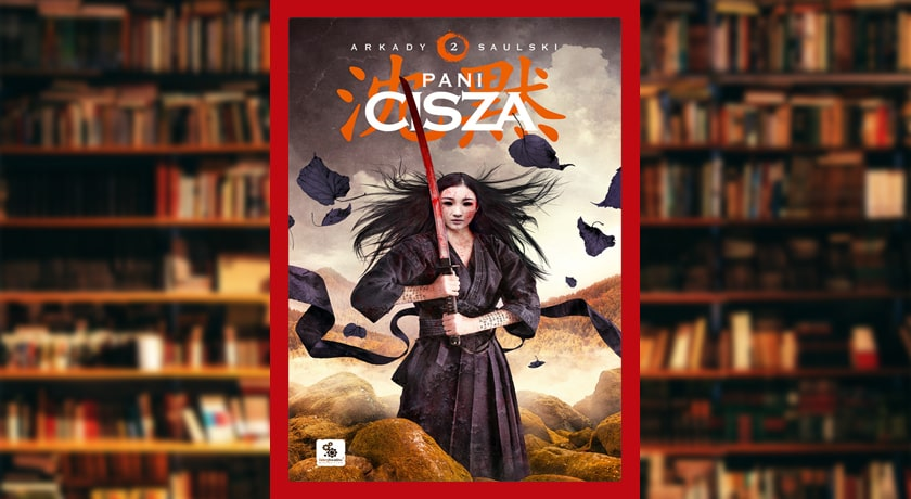 Pani Cisza - recenzja książki