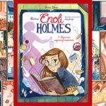 Śledztwa Enoli Holmes #5 - recenzja komiksu