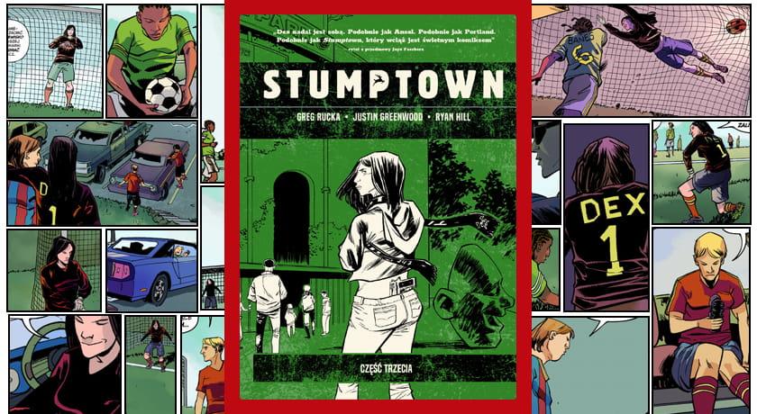 Stumptown #3 - recenzja komiksu